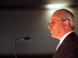 Rui Rio é presidente da Câmara Municipal do Porto desde 2002 Foto: Verónica Pereira/ Arquivo JPN