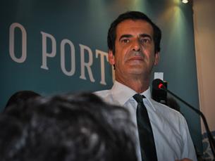 Rui Moreira é o novo presidente da Câmara Municipal do Porto, à frente de dois pesos pesados: Menezes (PSD) e Pizarro (PS) Fotos: Liliana Pinho