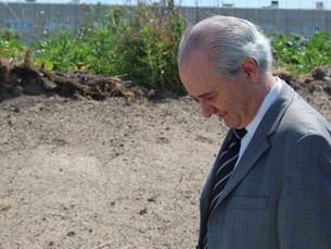 """A aprovação do orçamento para 2013 vai permitir a Rui Rio fazer """"pequenos arranjos"""" no Bolhão Foto: Arquivo JPN"""