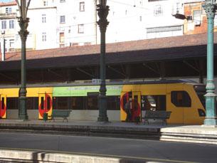 A Refer, CP e Metro de Lisboa vão receber em 2011 cerca de 114 milhões de euros Foto: Isabel Pereira / Arquivo JPN