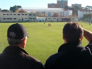 Salgueiros 08' é já um fenómeno no panorama do futebol distrital Fotos: José Pedro Pinto