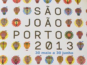As celebrações do São João decorrem de de 30 de maio a 30 de junho Foto: Fábio Silva