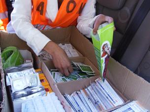 São várias as pessoas que procuram a ajuda dos SAOM todos os dias Foto: Inês Figueiras