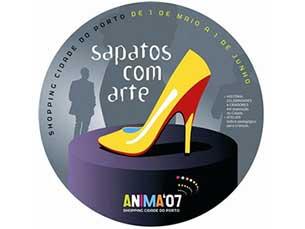 Sapatos com Arte promove várias iniciativas em redor destas peças de vestuário