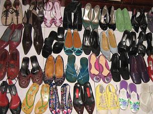 629 milhões de pares de sapatos representam Portugal na maior feira internacional do sector Foto: Mani/ Flickr