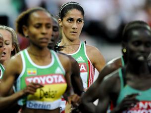 A atleta do Maratona Clube de Portugal já tinha ganho a medalha de prata em 2009 Foto: Arquivo JPN