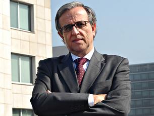 Sebastião Feyo é o 19.º reitor da Universidade do Porto Foto: DR