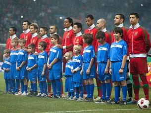 A seleção portuguesa leva ao Euro2012 sete estreantes em fases finais Foto: Ludo29/Flickr