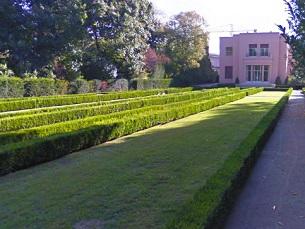 Os jardins de Serralves são um dos monumentos que podem ser visitados de forma virtual Foto: DR