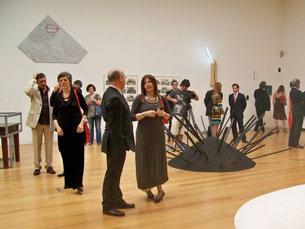 Tríptico é organizado pelo Museu da Arte Contemporânea de Serralves Foto: Manaíra Aires
