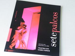 A apresentação da Sete Palcos foi feita no Cinema Nun'Álvares Foto: João Nápoles