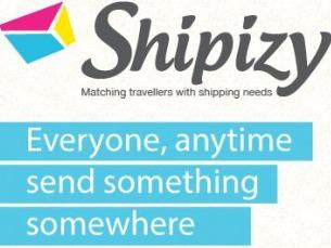 Com a Shipizy, os viajantes ficam em contacto com quem precisa de enviar ou receber encomendas Foto: DR