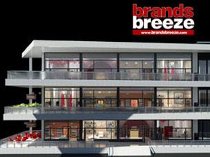 O BrandsBreeze atua em Portugal e Espanha,mas tem como objetivo expandir