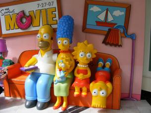 Há 25 anos no ar, The Simpsons é uma das séries televisivas mais populares Foto: Desiii