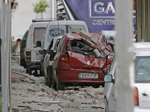 Nove pessoas morreram após o sismo de quarta
