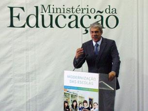 Sócrates diz que educação é prioridade do Governo Foto: Sara Otto Coelho