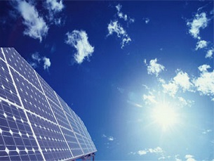 A energia solar é fundamental no carregamento das baterias Foto:
