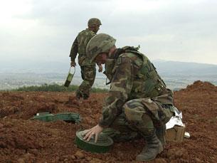 Minas fizeram 6 mil vítimas mortais em 2006 Foto: DR