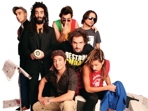Souls of Fire vão oferecer noite reggae na Queima Foto: DR