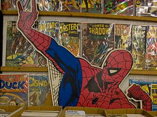 Nos últimos 12 anos, a Marvel produziu 27 filmes baseados nas personagens célebres das suas BD's Foto: VV Bucks Photography LLC/Flickr