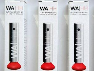 O spray custa aproximadamente 20 euros e ainda não está disponível no mercado Foto: DR