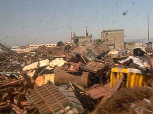 81% das sucatas na região Norte são ilegais Foto: Flickr
