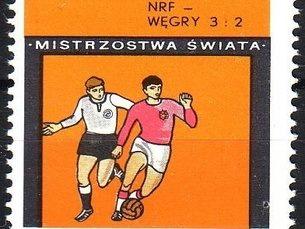 """A final de 1954 ficou conhecida como o """"Milagre de Berna"""", quando a RFA venceu a Hungria de Puskás Foto: footysphere/Flickr"""