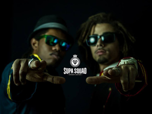 Os Supa Squad atuam no dia 27 de junho. Foto: Supa Squad