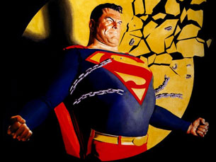 Em 2013, o herói da DC Comics celebra 75 anos e vai ter um novo filme nos cinemas Foto: DR