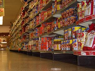 Produtos saudáveis com selo de qualidade disponíveis no mercado dentro de dois meses. Foto: Flickr