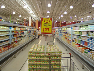 O grupo Central Madeirense é a maior rede privada de supermercados na Venezuela. Foto: astro1991/Flickr