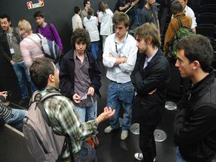 Vários estudantes universitários vão apresentar os seus projectos na FADEUP Foto: DR