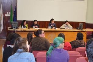 Associação de Estudantes da Faculdade de Letras da Universidade do Porto está a promover debates sobre temas tabu Foto: Francisca Ramos