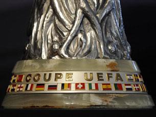 A certeza é uma: a taça da Liga Europa vem para o Norte Foto: DR