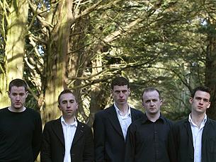A música irlandesa dos Téada é um dos pontos altos da 16ª edição do Intercéltico do Porto Foto: DR