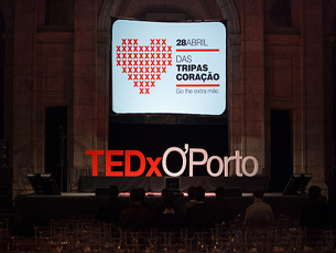 O TEDx ao Porto começa já este sábado e os bilhetes já estão quase esgotados. Foto: DR