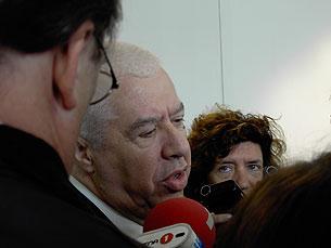 """Teixeira dos Santos considera """"injusto"""" o processo de progressões automáticas na função pública Foto: Cátia Castro"""