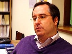 João Teixeira Lopes defende debate à esquerda antes de possível coligação Foto: João Paulo Gomes/Arquivo JPN