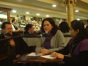 A mulher ainda está a conquistar terreno, considera Beatriz Pacheco Pereira Foto: Isabel Pereira