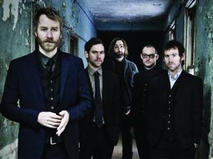 O próximo álbum dos The National vai ser lançado no mês de maio Foto: DR