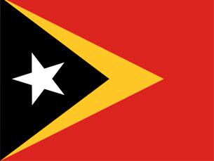 Resultados finais das eleições em Timor