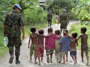 O passado de Timor