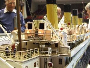 O Titanic II terá a mesma rota que o navio original Foto: Elsie esq./Flickr