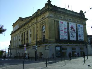A fachada do TNSJ será reabilitada com recurso a uma parceria com uma empresa espanhola Foto: Arquivo JPN
