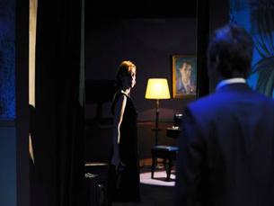 Maria João Luís interpreta Hedda Gabler Foto: DR