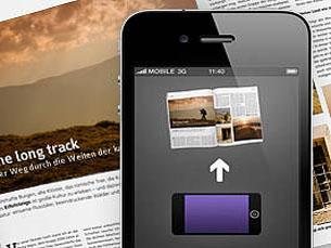 O Touchcode pode guardar endereços de sites ou acesso a imagens, aúdios e vídeos Foto: DR