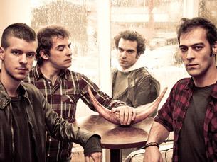 Os Touro nasceram no Porto no final de 2009 Foto: DR