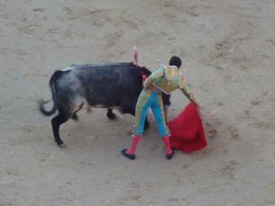 """Bem de Interesse Cultural para uns, festa que """"envergonha e repugna"""" para outros. Foto: Nuno de Noronha"""