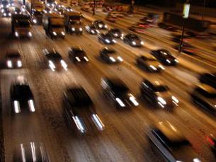 Automóveis são uns dos maiores poluidores do ar Foto: SXC