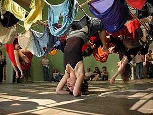 A Trisha Brown Company celebra o 40.º aniversário em Serralves Foto: Isabel Winarsch